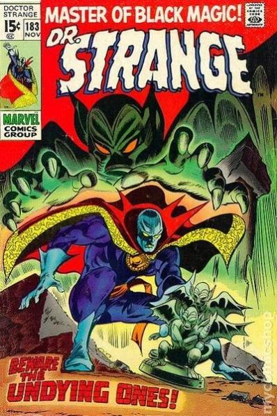dr strange 1
