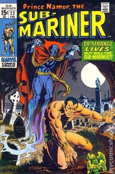 sub mariner 1