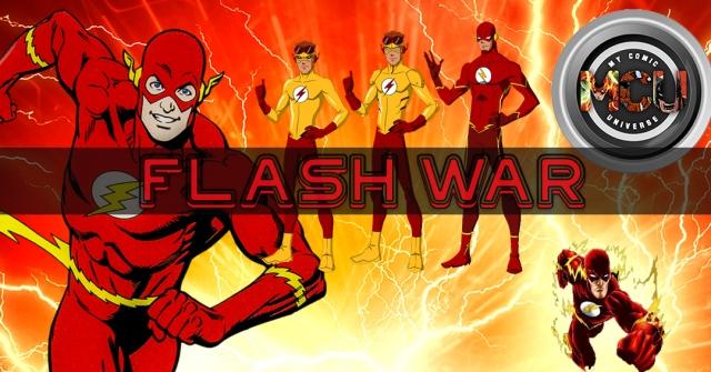 Flash War MCU