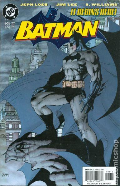 batman comic books to read