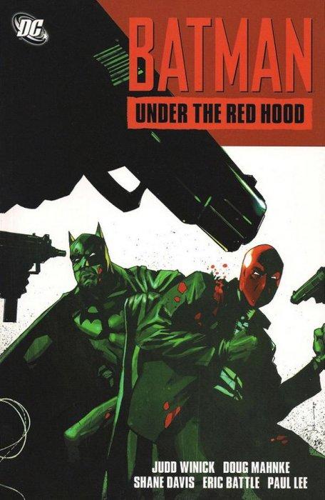 redhood batman comic books to read