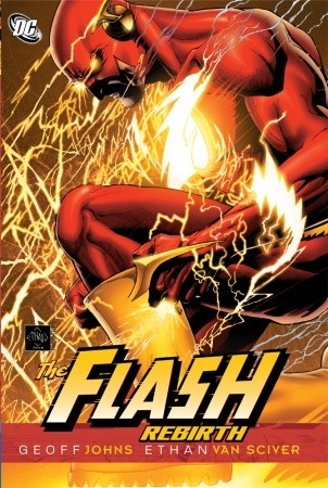 flash rebirth geoff johns